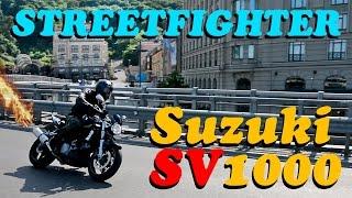 Обзор Suzuki sv1000 тест-драйв Моторейтинг