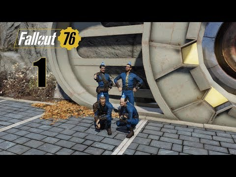Fallout 76 Multiplayer with Coe/Millbee/Justin - E01 thumbnail