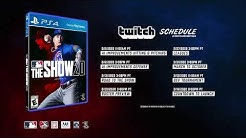 MLB The Show Livestream