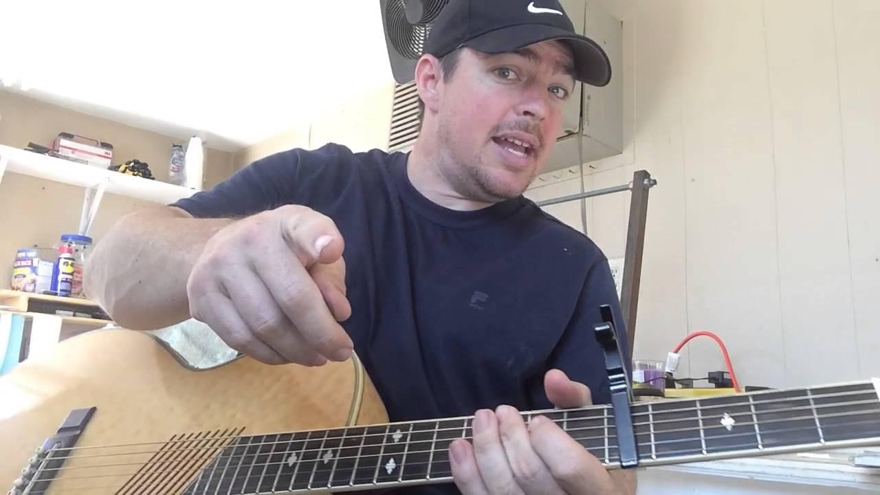 Unlove You Jennifer Nettles Beginner Guitar Lesson Youtube