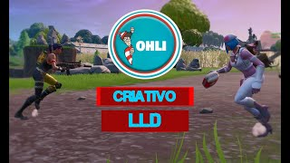 Fortnite Battle Royale - Free For All Criativo (c/ LLD.mesut & LLD.dll & LLD-jota & not_zeleandro)