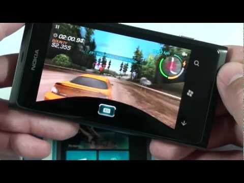 Игры:обзор NFS: Hot Pursuit для Windows Phone