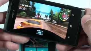 Игры:обзор NFS: Hot Pursuit для Windows Phone