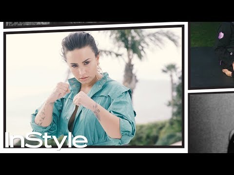 Demi Lovato The Fighter | InStyle