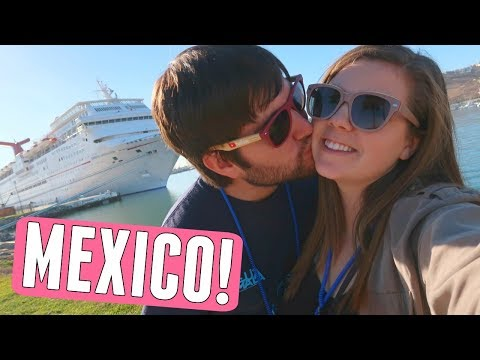 Wine Tasting in Mexico!! Cruise Ship Travel Vlog!!