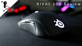 steelseries rival 100 review by veteran fps player
