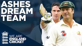 Kevin Pietersen vs Steve Waugh | Who Will YOU Pick? | Ashes Dream Team