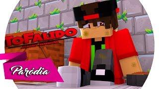 Minecraft: PARÓDIA DESPACITO - TÔ FALIDO (Luis Fonsi, Daddy Yankee ft. Justin Bieber)