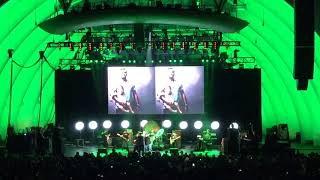 Morrissey- Shoplifters of the World - Hollywood Bowl, LA CA 11/11/17