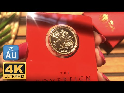 MMTC-PAMP Sovereign 2020 Coin   Guinea - 22 Karat   Hinglish Review   Indian Hobbyist (Re-Upload)
