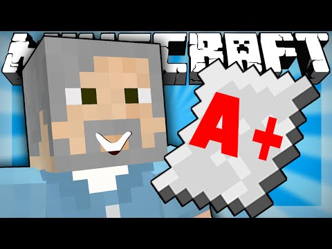 Thumbnail: If Teachers Took Over Minecraft