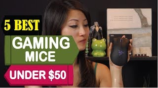 5 Best Gaming Mice Under $50 2018   Best Gaming Mice Under $50  Reviews   Top 5 Gaming Mice Under