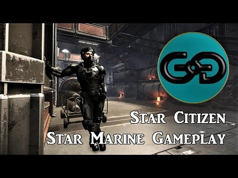 Star Citizen Star Marine 2.6.3 Multiplayer with Nouls Gaming - Round 1