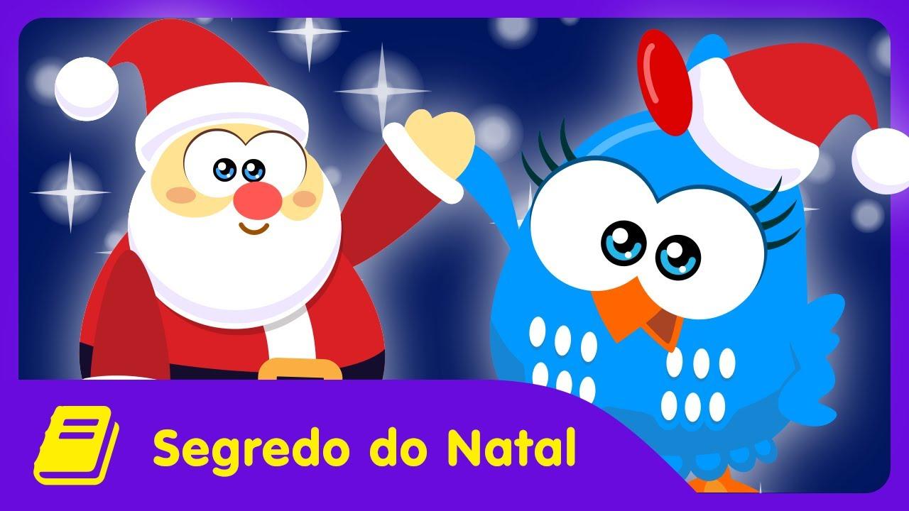 Galinha Pintadinha Mini Historinha O Segredo Do Natal