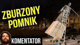 Polityczna Prowokacja Czy Protest? Zburzenie Pomnika Księdza Henryka Jankowskiego Analiza Komentator