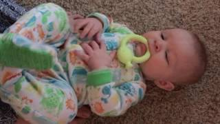 Jade gives her thoughts on teething