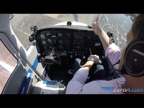 Emergency Descent - MzeroA Flight Training