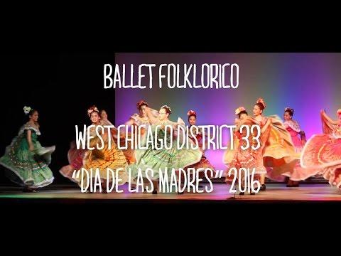 """WEST CHICAGO D33 """"DIA DE LAS MADRES"""" CELEBRATION 2016"""