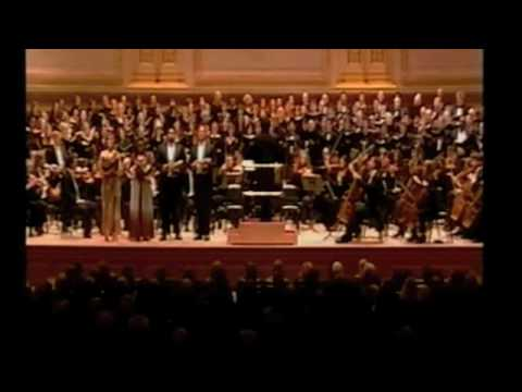Beethoven's Ninth For South Asia on BBC-Asia Today