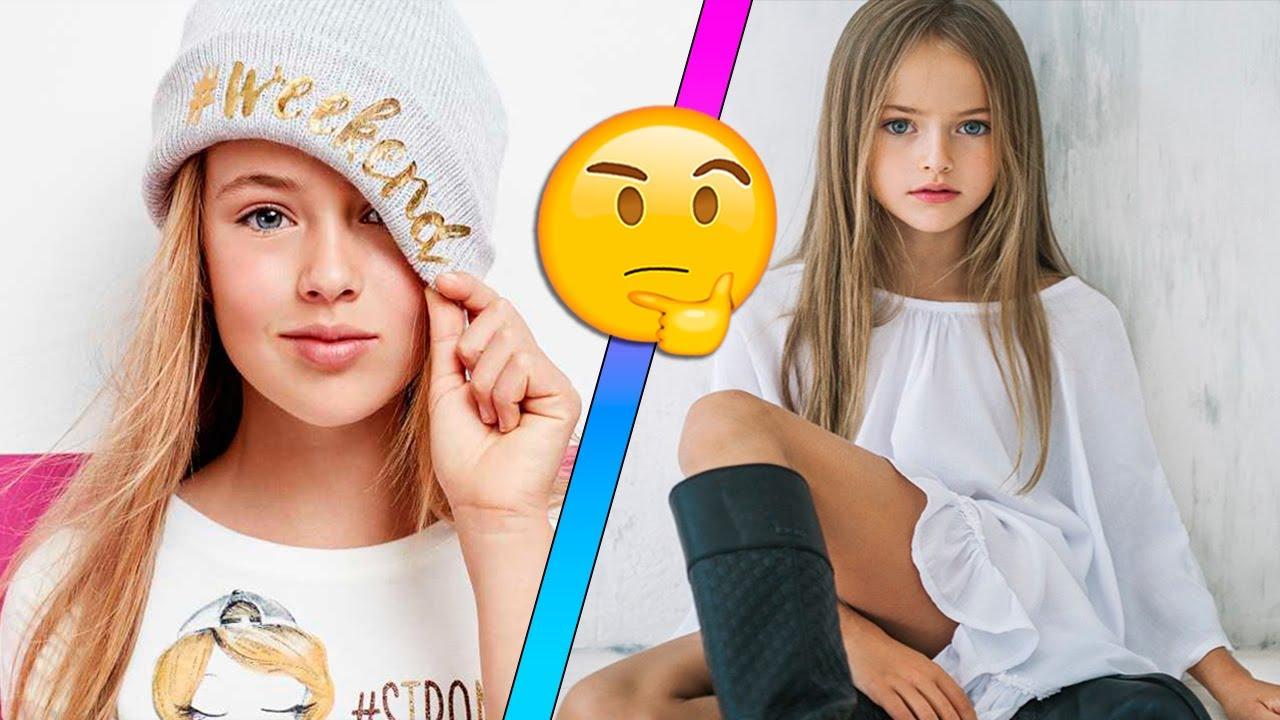 Top 5 Niñas Modelos Que Causaron Polémica Por Sus Fotos