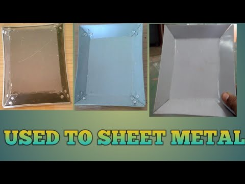 How To Design In Sheet Metal Government ITI Barghat