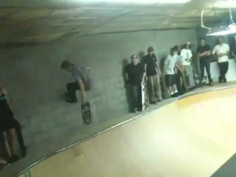 Josh Swyers to Chesty Slide at the Cardinal Sins Bowl