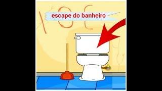 Roblox escape do banheiro!!!💩💩💩