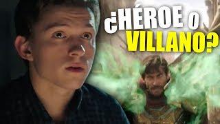 Análisis al trailer de Spider-Man: Far From Home