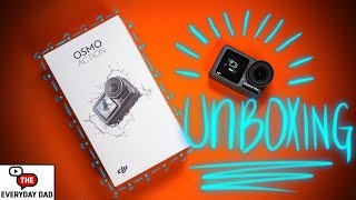 DJI_Osmo_Action_Unboxing_and_Initial_Setup!