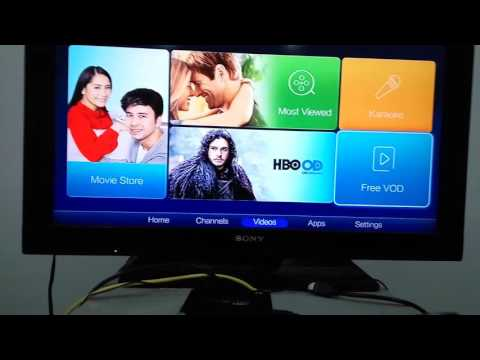 Panduan Penggunaan USEE TV INDIHOME,DGN DECODER/STB HYBRID,ATO SMART TV box Android