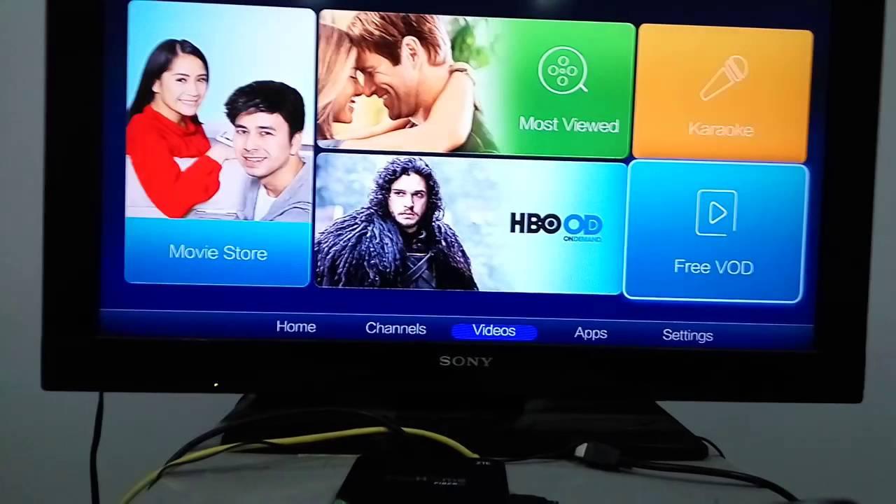 Panduan Penggunaan Usee Tv Indihome Dgn Decoder Stb Hybrid Ato Smart