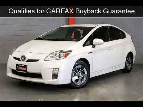 2010 Toyota Prius Ii Used Cars Walnut Creek Ca 2018 11 20
