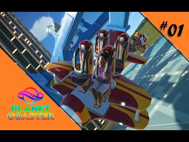 WER WILL NOCHMAL, WER HAT NOCH NICHT 🎢 Let's Play Planet Coaster #01