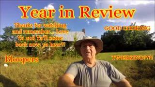 Twerking Monkeys Year in Review W/Bloopers #Countrycooking #GoodEating