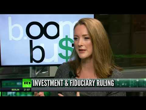 How Much Am I Paying You: Investor Confidence | Boom Bust on RT America  |