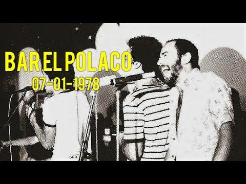Diálogo entre Indio Solari y Mufercho sobre el viaje ricotero a Salta (Bar el Polaco, 07-01-1978) HD