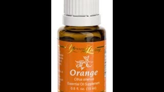 Young Living Essential Oils- Orange Dreamsicle