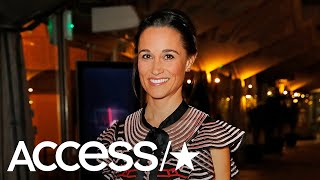 New Mom Pippa Middleton Was Radiant On Her First Red Carpet Since Giving Birth | Access
