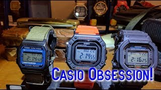 Obsession by Casio!