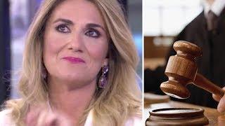 Condena millonaria para Sálvame de Carlota Corredera , Jorge Javier Vázquez y Paz Padilla