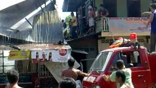 Roxas, Palawan Fire