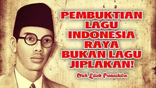 Indonesia Raya Lagu Jiplakan?