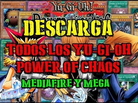 THE BAIXAR POWER PASSION OF JOEY YU-GI-OH CHAOS PT-BR
