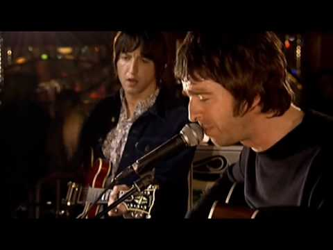 Noel And Gem Perfoming The Importance Of Being Idol At Le Cabaret de Sauvage Paris 2006