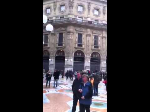 Tahwisa Milano 2 les arcades de Milano جولة في ميلان