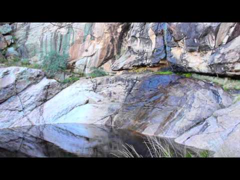 Arizona Mountain Falls - Relaxing Nature Music