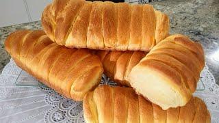 Pão Caseiro Fofinho e Saboroso – Receita Fácil e Rápida