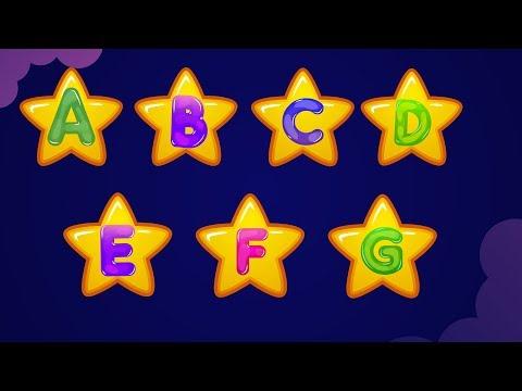 ABC Alphabet Song | Nursery Rhyme | ABC planet song