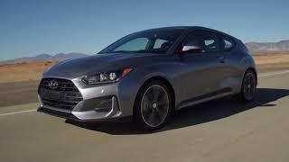 2020 Hyundai Veloster Driving Video
