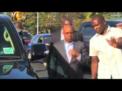 86-year-old Maina Wanjigi fails to appear in court